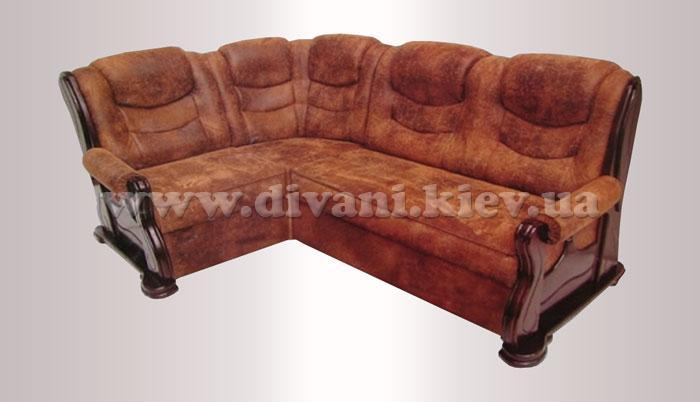 Монте-Карло угловой - мебельная фабрика Фабрика Daniro. Фото №1. | Диваны для нирваны