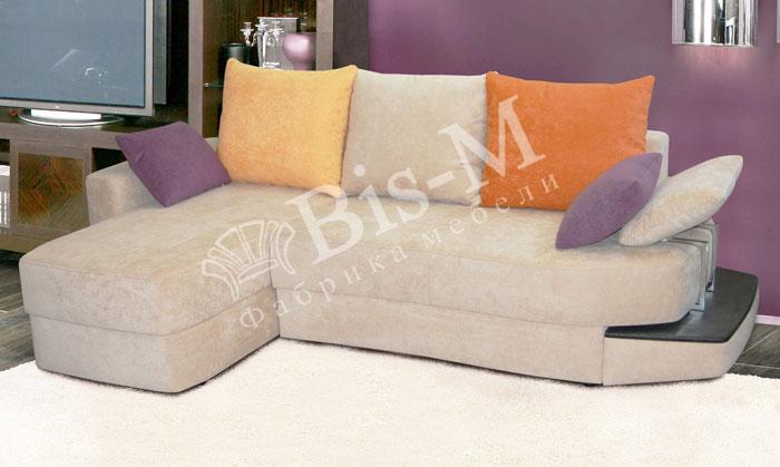 Рио с оттоманкой - мебельная фабрика Бис-М. Фото №2. | Диваны для нирваны