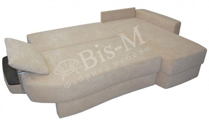 Рио с оттоманкой - мебельная фабрика Бис-М. Фото №3. | Диваны для нирваны