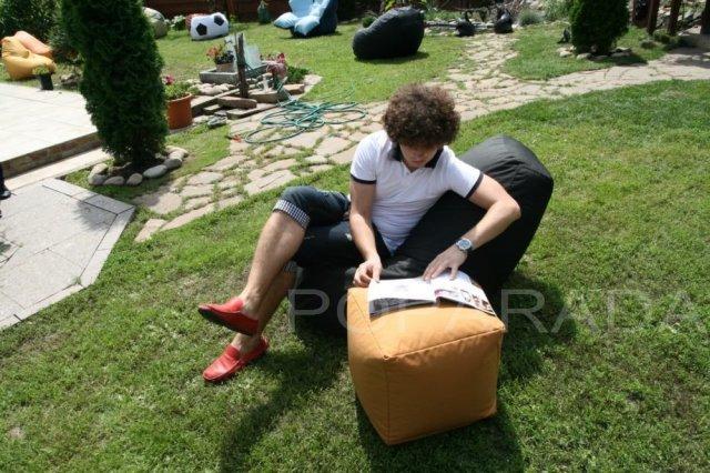 Пуфик Куб кресло - мебельная фабрика Фабрика КМ. Фото №1. | Диваны для нирваны