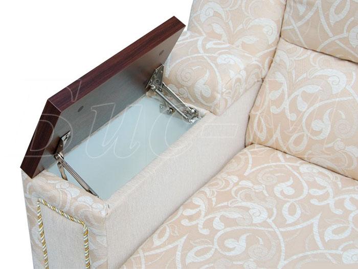 Людмила канапе - мебельная фабрика Бис-М. Фото №7. | Диваны для нирваны